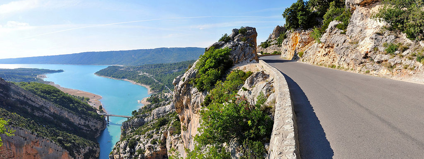 Route des Cretes-Gorges du Verdon West